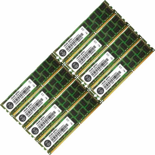 Memory Ram 4 Server DDR3 PC3 14900 1866MHz 240 pin LRDIMM ECC Registered  2x Lot