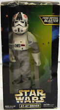 "Star Wars AT-AT Driver 12"" Action Figure 1:6 Scale NIB Kenner 1997"