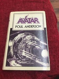 The-Avatar-Poul-Anderson-Science-Fiction-Book-Club-Exclusive-1980