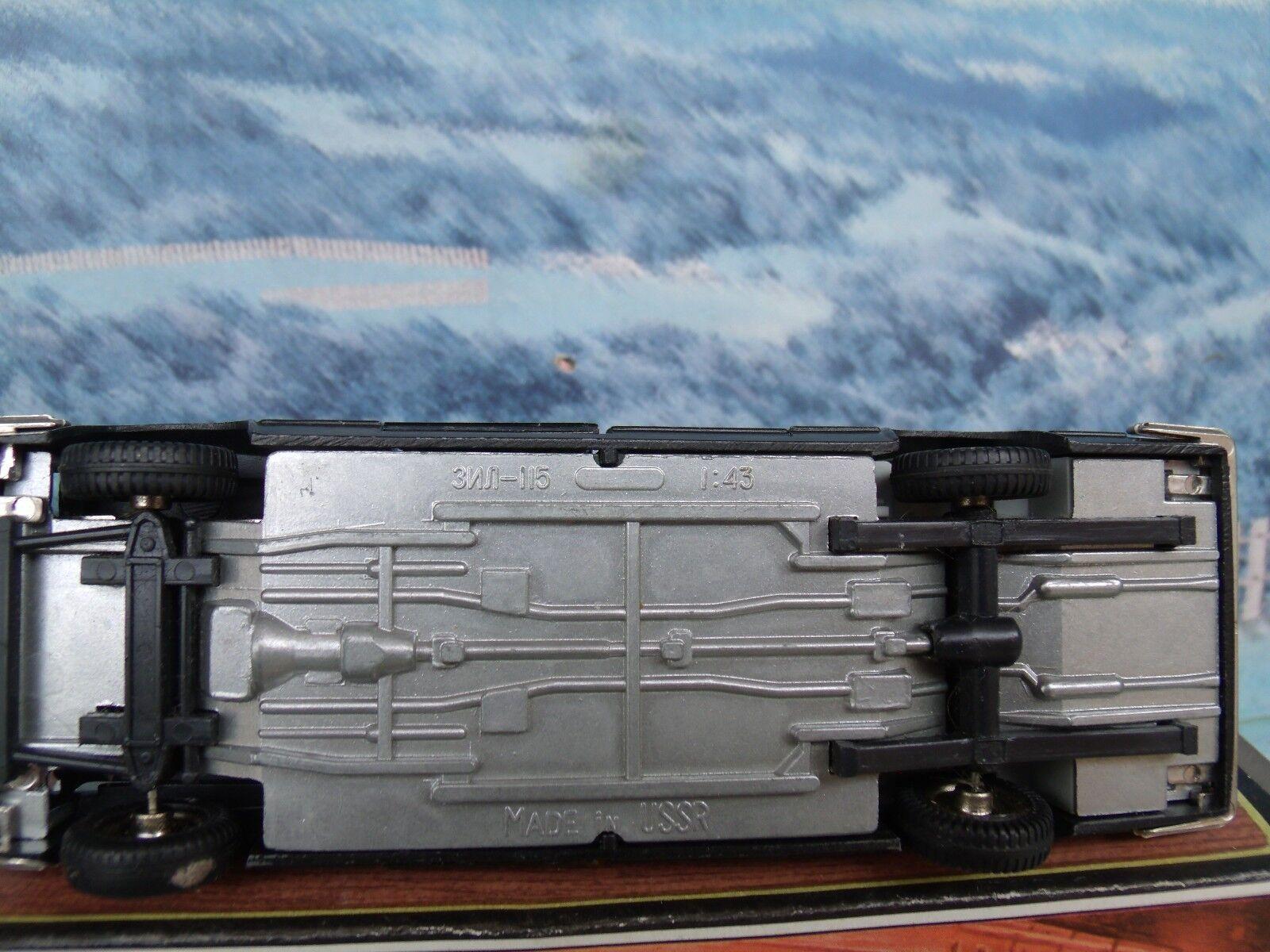 1 43 USSR USSR USSR Tantal  ZIL-115 fe5390