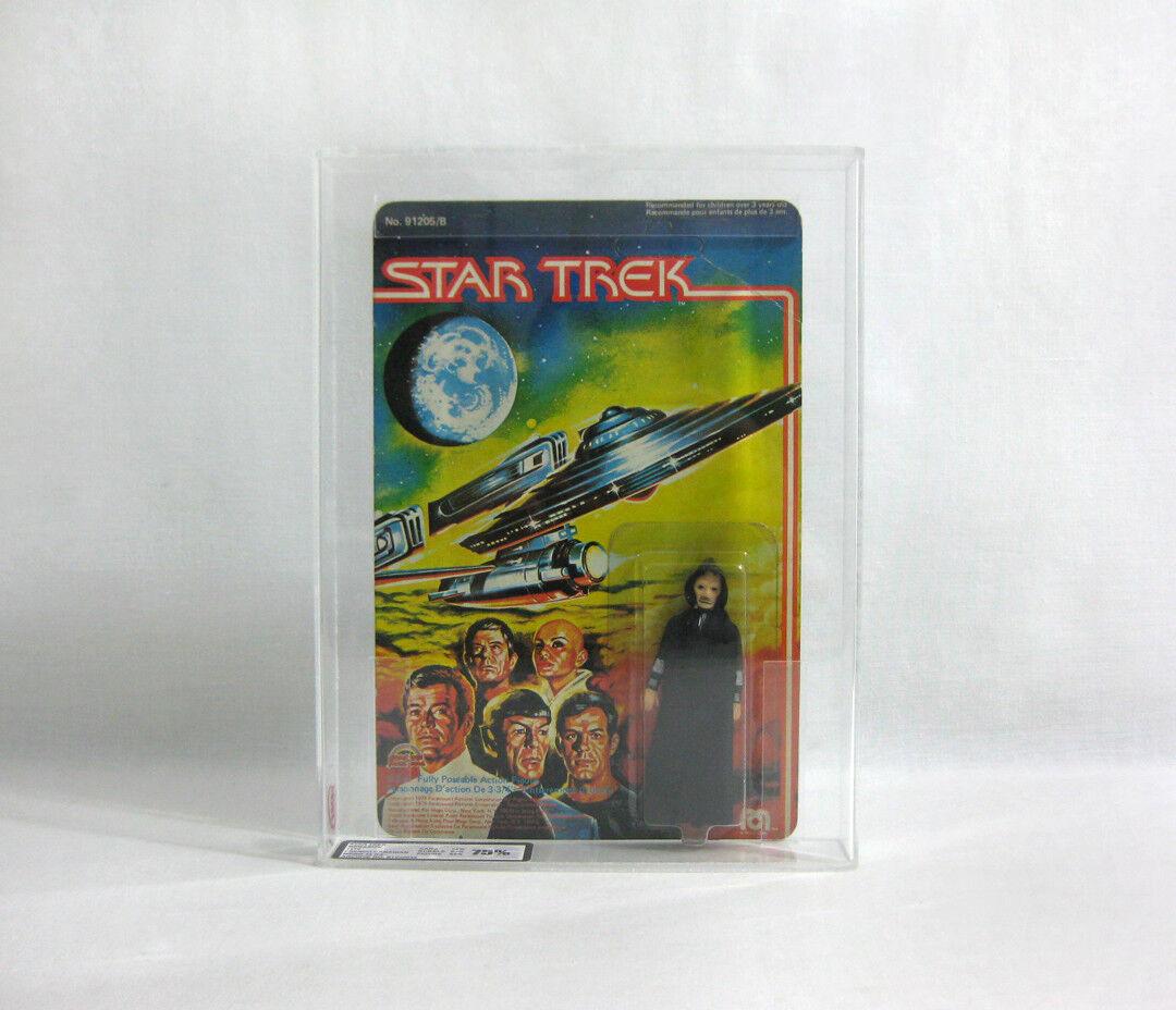 Nuevo 1979 Mego star trek ✧ megarite ✧ canadiense francés 12 BK UKG 75 80 85 AFA