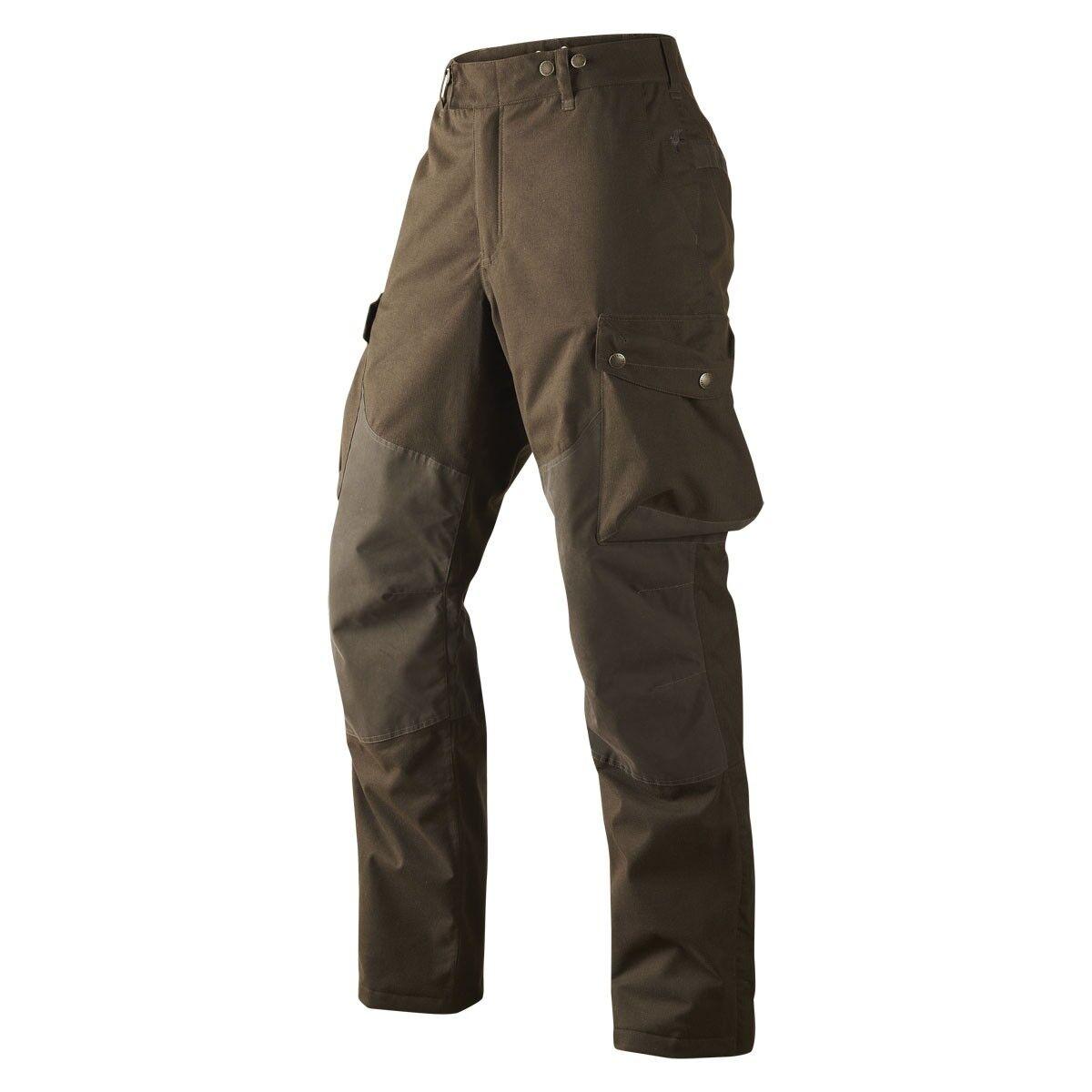Seeland Sheldon Pantalones Tamaño de UK Grande 36  Cintura Fauno Marrón