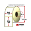 15-Rotoli-da-250-etichette-adesive-mm-148x210-Carta-Vellum-1-pista-anima-40