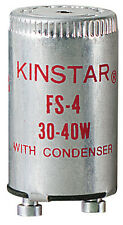 Westinghouse 22561 FS-4 13 30 & 40W W/Cond Fluorescent Starter 13353