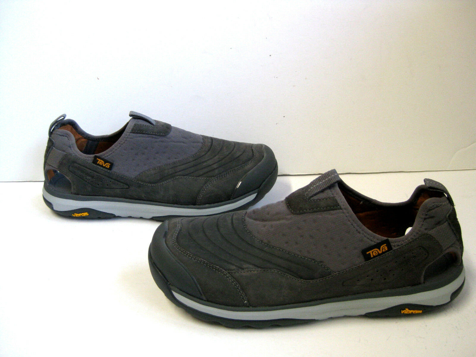 TEVA TERRA-FLOAT ACTIVE SLIP ON ON ON MEN SHOES GREY shoes US 9 fab178