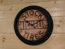 RCA Radio Tube Service Authorized Dealer Repair Shop Genuine Sign Wall Clock