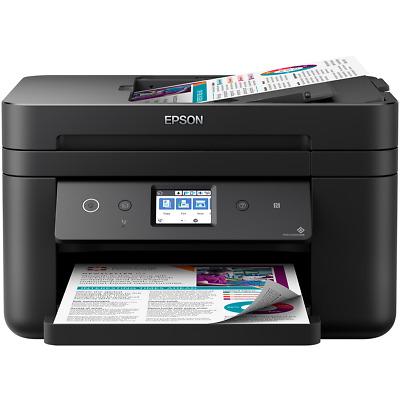 Epson WorkForce WF-2860DWF Print/Scan/Copy/Fax Wi-Fi Printer