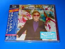 2016 JAPAN ELTON JOHN WONDERFUL CRAZY NIGHT SHM CD BONUS TRACK