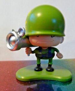 Awesome Little Green Men #6 SGT MAJOR HOO-AH Green