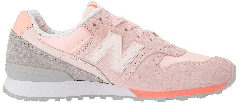 NEW  80 donna NEW BALANCE CLASSICS 696 SUEDE scarpe scarpe scarpe da ginnastica scarpe WL696STG 261f2b