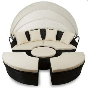 Sofa-redondo-de-exterior-jardin-o-terraza-VENECIA-ratan-con-toldo-blanco-McHaus