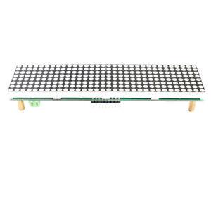 Details about 8x32 Full color HT1632C Panel 5050 RGB SMD Flexible LED Pixel  Black PCB