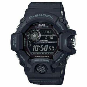 Casio G-Shock Digital Rangeman Black Resin Strap Watch GW9400-1B