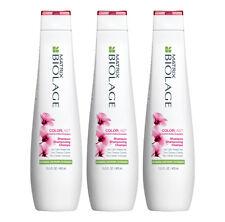 Matrix Biolage ColorLast Shampoo 13.5 oz  PACK OF 3