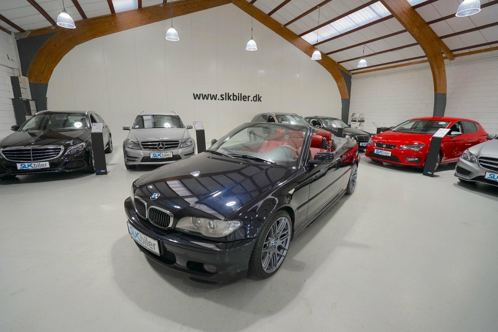 BMW 330Ci 3,0 Cabriolet Steptr. 2d