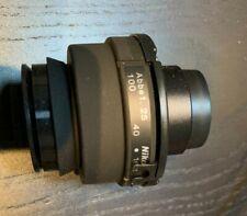 Nikon Abbe 125 Microscope Condenser