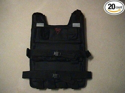 Weighted Vest Fitness Exercice Vest 90 LB environ 40.82 kg