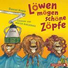 Löwen mögen schöne Zöpfe von Daniel Napp (Audio-CD)