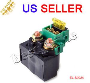 Starter Relay Solenoid Suzuki GSX600 GSX 600 Motor Cycle 1994 1995 1996 1997 NEW