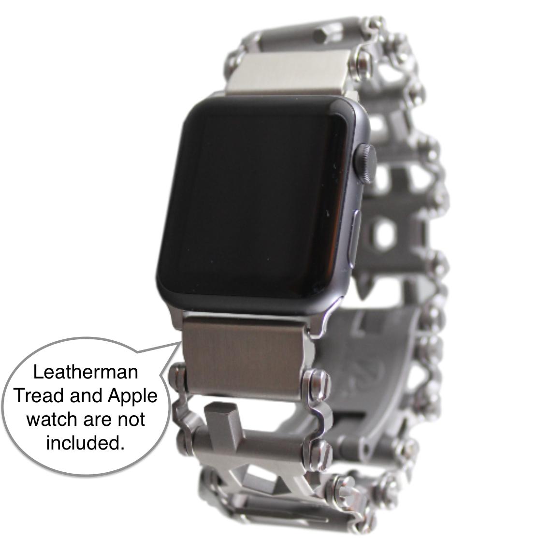 BestTechTool LEATHERMAN TREAD /TREAD LT Watch Adapter- BTT adapter