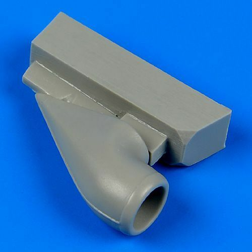 Neu Quickboost 32171-1:32 Bf 109G-6 correct air intake for Revell