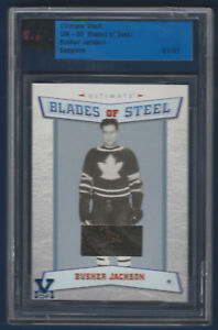 BUSHER-JACKSON-2005-ITG-BLADES-OF-STEEL-ULTIMATE-VAULT-SAPPHIRE-1-1-SKATE-15958