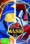 M.A.S.K. - Complete Collection (DVD, 2009, 8-Disc Set)