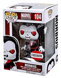 Morbius-104-Pop-Funko-Vinyl-New-Boxed-Exclusive-Collectors-Corps-MARVEL