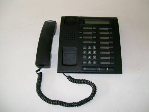 mit Hörer Hörerkabel 10x Siemens Anlagentelefon Optiset E Standard schwarz