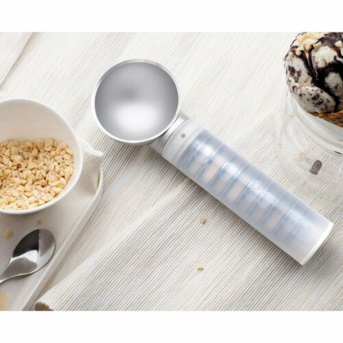 Silver Inventions ScoopThat II Thermo Ring Ice Cream Scoop That