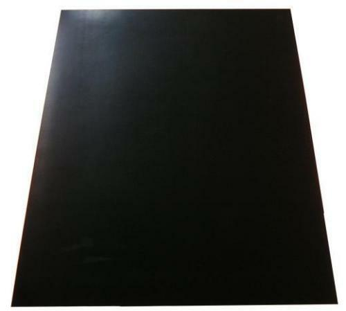 A5 Brillant Flexible Magnétique feuilles spellbinder dies découpe craft arts Noir