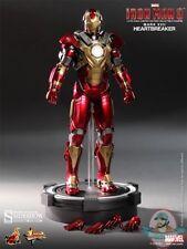 1/6 Iron Man 3 Mark 17 Heartbreaker Movie Masterpiece By Hot Toys