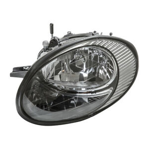 1996-1998 Ford Taurus Driver /& Passenger Side Headlights Lamps Assembly Pair Set