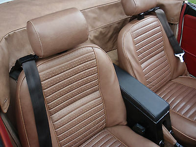 Storage Leather Armrest Cup Holder MGB CENTER CONSOLE for 62-71 MGB /& MGC