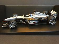 Minichamps - Mika Hakkinen - McLaren - Mp4/16 - 2001 -1:18 -  Rare