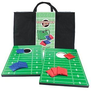 Touchdown-Toss-Football-Tailgate-Theme-Cornhole-Set-amp-Case