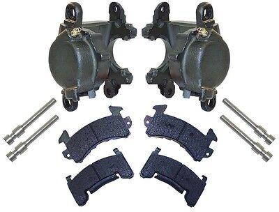 Wilwood 15Q-6831K D154 PolyMatrix Q Brake Pad Set GM Metric
