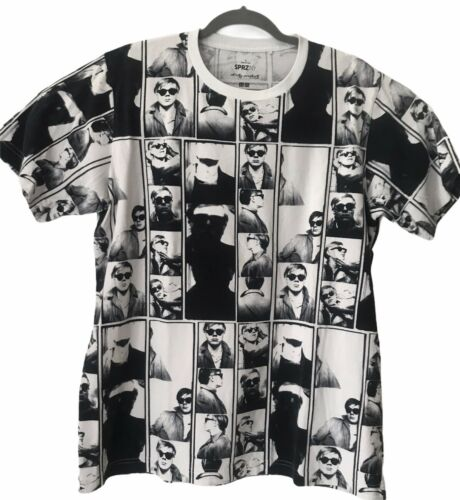 Andy Warhol SPRZNY Tshirt Sz Large