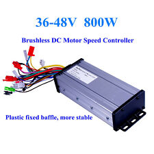 36 48v 800w Electric Bicycle E Bike Scooter Brushless Dc Motor Speed Controller