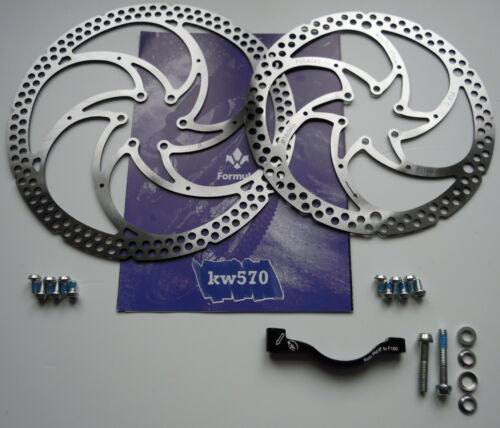 Formula-System Formula Cura 2020 Gold//Gold Disc Adaptor//Adapter Discs