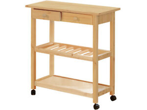 Serving-Cart-Kitchen-Cart-Kitchen-Trolley-Trolley-Pine-Solid-Wood-80x40x87-CM