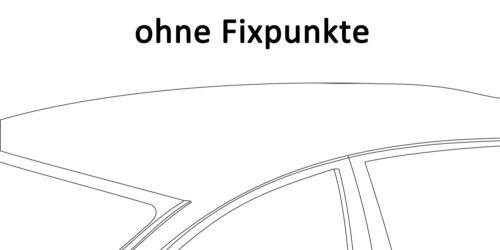 Alu Dachträger Aurilis Original für Mazda 3 Kombilimousine 5Türer ab 13