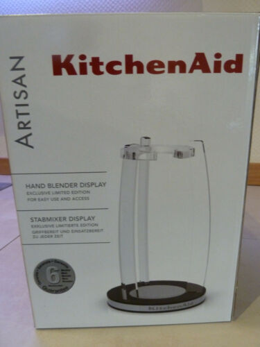 KitchenAid Stabmixer Display limitierte Edition ARTISAN