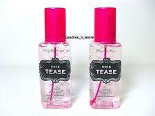 2 New Victoria's Secret NOIR TEASE Body Mists 2.5 oz
