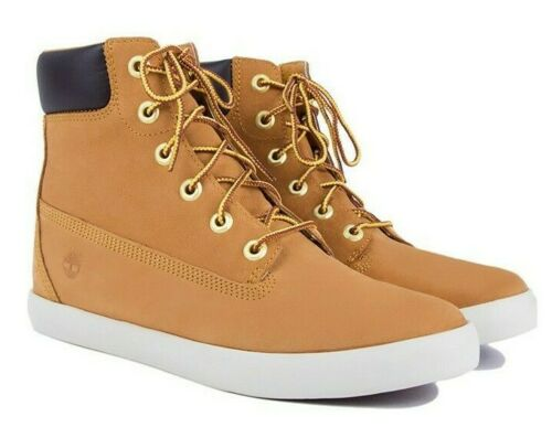 A1b3i Damen Flannery 6 Sneaker Inch Nubuck Wheat Timberland Leder qafWZwHnH
