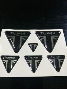 kit-adesivi-per-triumph-loghi-argento-cromo-nero-in-resina-gel-3D-new-stickers