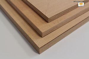 Holzzuschnitt Multiplex Buche 30 Mm Fur Regal Schrank Lager Oder