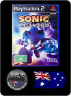 Sonic Unleashed (Sony PlayStation 2, PS2, GC, COMPLETE, FAST FREE POSTAGE)