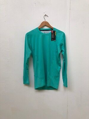 Various Sizes Under Armour UA Men/'s Cool Switch Base Layer Mint New