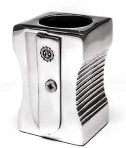 Porta-penne-Spalding-amp-Bros-A-G-pen-holder-Sharpener-linea-vintage-forma-temper